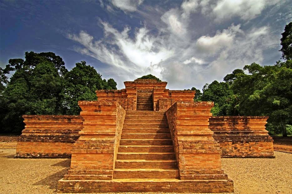 The Muara Jambi Buddhist Temple  (photo: Indonesia.travel)
